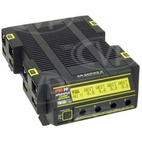 USED PAG 9792 AR124PLD (AR-124) 4-Channel Charger with 4 PAGlok connectors and 4 PP90 sockets