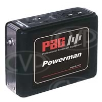 PAG 9338 Powerman Ni-Cad Battery Pack with 2 x XLR-4 output (F) 13.2V / 7Ah