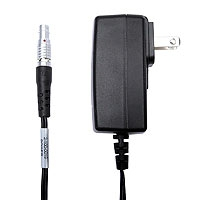 Redrock Micro powerPack Power Input Cable AC Adapter (120V) (p/n 2-100-0019)