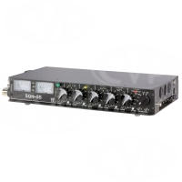 SQN-5S Series II (SQN5S) Broadcast Quality Miniature 5:2 ENG Stereo Location Audio Mixer
