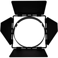 Rotolight RL-NEO-BD Aluminum Barn Doors for Rotolight Neo - including Mounting Knobs (RL NEO BD)