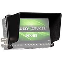 Sound Devices PIX-E5 / 5H HOOD (PIX-E5/5HHOOD) Magnetic Sun Hood for the PIX-E5 and 5H Portable Video Records