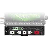 Sound Devices PIX-LR (PIXLR) Audio Interface with 2x XLR Inputs and Outputs that Mounts to Bottom of the PIX-E Monitors