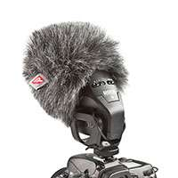 Rycote Mini Windjammer for Rode Stereo Video Mic Pro (p/n 055430)