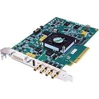 AJA ( KONA 4 ) 4K,2K,3G/Dual Link/HD/SD I/O, 10-bit PCIe Card, HDMI output with HFR support