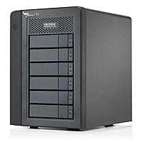 Promise Pegasus 2 6-Bay Thunderbolt2 I/O - 12TB or 18TB Desktop