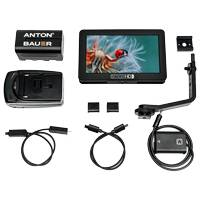 SmallHD FOCUS Sony Bundle (SHD-MONFOCUS-NPFW50KIT) Full HD 5-inch LCD Daylight Viewable On-Camera Monitor with 800 NITs Brightness