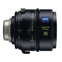 Zeiss Supreme Prime 35mm T1.5 Lens - PL Mount (Available in feet and metre scale) (2218-768/ 2218-746)