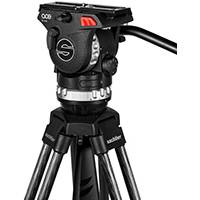 Sachtler (S2150-0004) ACE XL Fluid Head - Supporting up to 8kg Payload