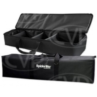 F J Westcott 4840 Location Carry Case with interior organizer case that can be removed