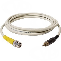 High Quality BNC-RCA (Phono) 4 Metre Video Cable