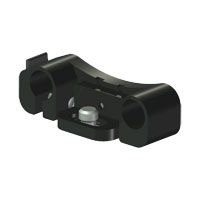 Vocas 15mm ARRI Style Lens Support- for selected lenses including the ARRI Alura 15.5-45 / 18-80 / 30-80 / 45-250 Zoom Lens