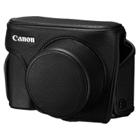 Canon SC-DC75 (SC-DC75) Soft Leather Camera Case for PowerShot G1 X (Canon p/n 5968B001AA)