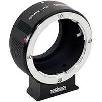 Metabones Olympus OM to Fuji-X Adapter in Black Matt (p/n MB_OM-X-BM1)