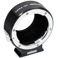 Metabones Leica R to Fuji  X-mount Adapter in Black Matt (p/n MB_LR-X-BM1)
