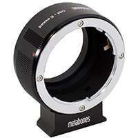 Metabones Olympus OM to Sony E-mount Adapter Black Matt (p/n MB_OM-E-BM1)
