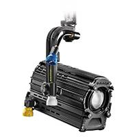 Dedolight DLED12-T-PO-DMX (DLED12TPODMX) Focusing LED light head - Tungsten including DMX Power Supply, Pole Operated