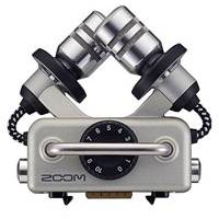 Zoom ZACXYH5 (ZAC-XYH5) Shock Mounted X/Y Stereo Microphone Capsule for H5/H6 and Q8 Handy Recorders