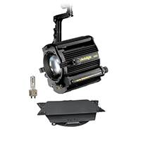 Dedolight SYS-DLH650 - 650W Tungsten Complete System including DLH650 Head and Barn Doors (SYSDLH650)