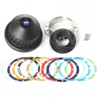 Zeiss (1846-489) Interchangeable PL mount set for CP.2 18mm T/3.6 or 25mm T/2.9 Lens