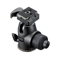 Manfrotto 468MGRC2 Hydrostatic Ball Head with RC2 Rapid Connect System (468-MGRC2)