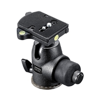 Manfrotto 468MGRC4 Hydrostatic Ball Head with RC4 Rapid Connect System (468-MGRC4)