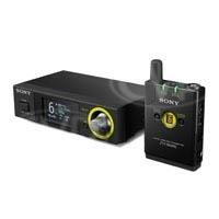 Sony DWZ-B70HL//EU (DWZ-B70HL//EU) DWZ Series Digital Wireless Microphone Presenter Pack for Speech or Vocals with Lavalier / Headset Microphones (EU Power Supply)