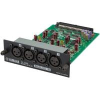 Yamaha MY4-AD (MY4AD) 4 Channel Analogue 4 x XLR Input Card