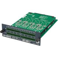 Yamaha MY8-ADDA96 (MY8ADDA96) 8 Channel 4 x Euro-Block Connector Analogue I/O Card