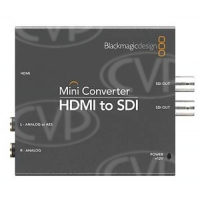 Blackmagic Design HDMI to SDI Mini Converter (BMD-CONVMBHS2)
