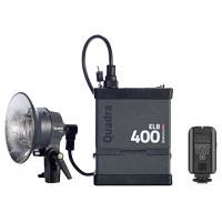 Elinchrom ELB 400 Outdoor Flash Pack Pro To Go Kit with Quadra Pro Head and EL-Skyport (10419.1)