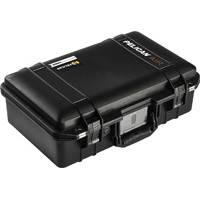 Peli Products 1485 Waterproof Air Case with Foam Insert - Black (Internal Dimensions 453x260x155mm)