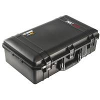 Peli Products 1555 Waterproof Air Case with Foam Insert - Black (Internal Dimensions 586x325x190mm)