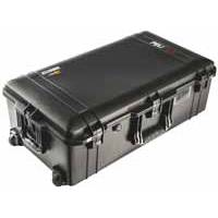 Peli Products 1615 Waterproof Air Case with Foam Insert - Black (Internal Dimensions 755 x 395 x 238mm)