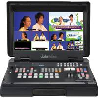 Datavideo DATA-HS1200 (DATAHS1200) HS-1200 6 Channel HD Portable Production Studio