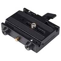 Manfrotto MN-577 (MN577, 577) Quick Release Camera / Tripod Plate Assembly