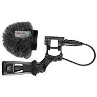 Rycote 033312 5cm Softie Mount and Pistol Grip Kit