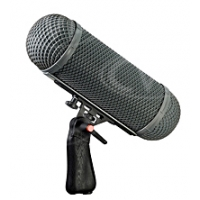 Rycote 010601 WS1 windshield 1 - Standard modular windshield (body length 170mm) (excludes suspension and pistol grip)