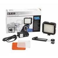Lishuai LED120A (LED-120A) Daylight On-Camera LED Light