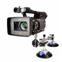 Hague SM4 (SM-4) dual limpet / suction car mount kit for cameras / camcorders up to 3Kg (6.6lbs)