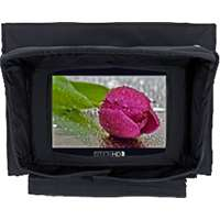 Portabrace MO-AC7 (MOAC7) Monitor Rain Cover with an Anti-glare Visor for Small HD AC7 Monitor