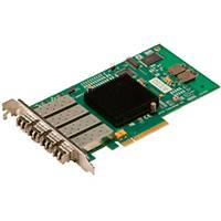 Atto Quad-Channel 8Gb/s Fibre Channel PCIe 2.0 Host Bus Adapter (p/n AT-CTFC-84EN-000)