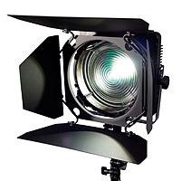 Zylight F8-T (F8T) LED Fresnel Light Head AC / DC Tungsten Version (3200K) (p/n 26-01019)