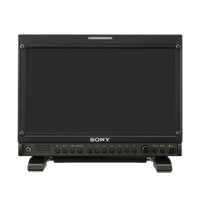 Sony LMD-941W (LMD941W) Full-HD 9-inch LCD Monitor with 2x 3G/HD/SD-SDI inputs and smart functions