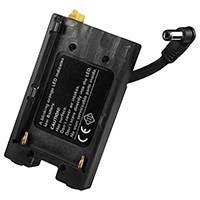 Dedolight DLOBML-BSU Battery Shoe - Sony EX1/3 type for Ledzilla (DLOBMLBSU)