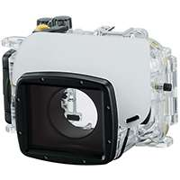 Canon WP-DC54 (WPDC54) Waterproof Housing for the G7X Camera (Canon p/n 9837B001AA)