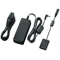 Canon ACK-DC110 (ACKDC110) AC Adapter for the G7X Allowing you to Power the Camera from a Plug Socket (Canon p/n 9838B005AA)