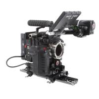 Pre Owned RED EPIC-X DRAGON 6K 19MP Digital Cinematography Camera Kit with Ti PL Mount / Side SSD Package (710-0108)