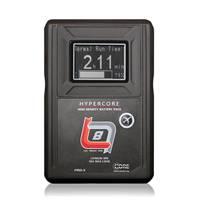 CoreSWX HC8R (HC-8R) Hypercore V-Mount Li-Ion Slim 8 Red Battery Pack - 85wh, 14v, 5.5Ah