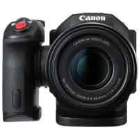 Canon XC10 - Compact 4K Video Camera with 1-Inch CMOS Sensor and Integrated 10x Zoom Lens (p/n 0565C011AA)
